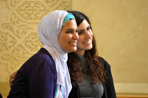Muslim-Christian Friendship: Engie & Melody